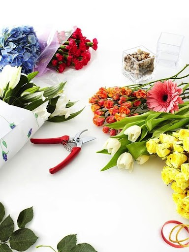 Догляд за зрізаними квітами