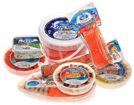 Купить рыбу, селедку, крабовые палочки - доставка Украфлора