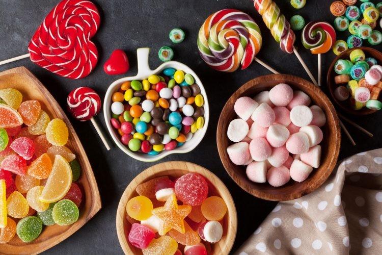 Купить сладости в магазине Украфлора