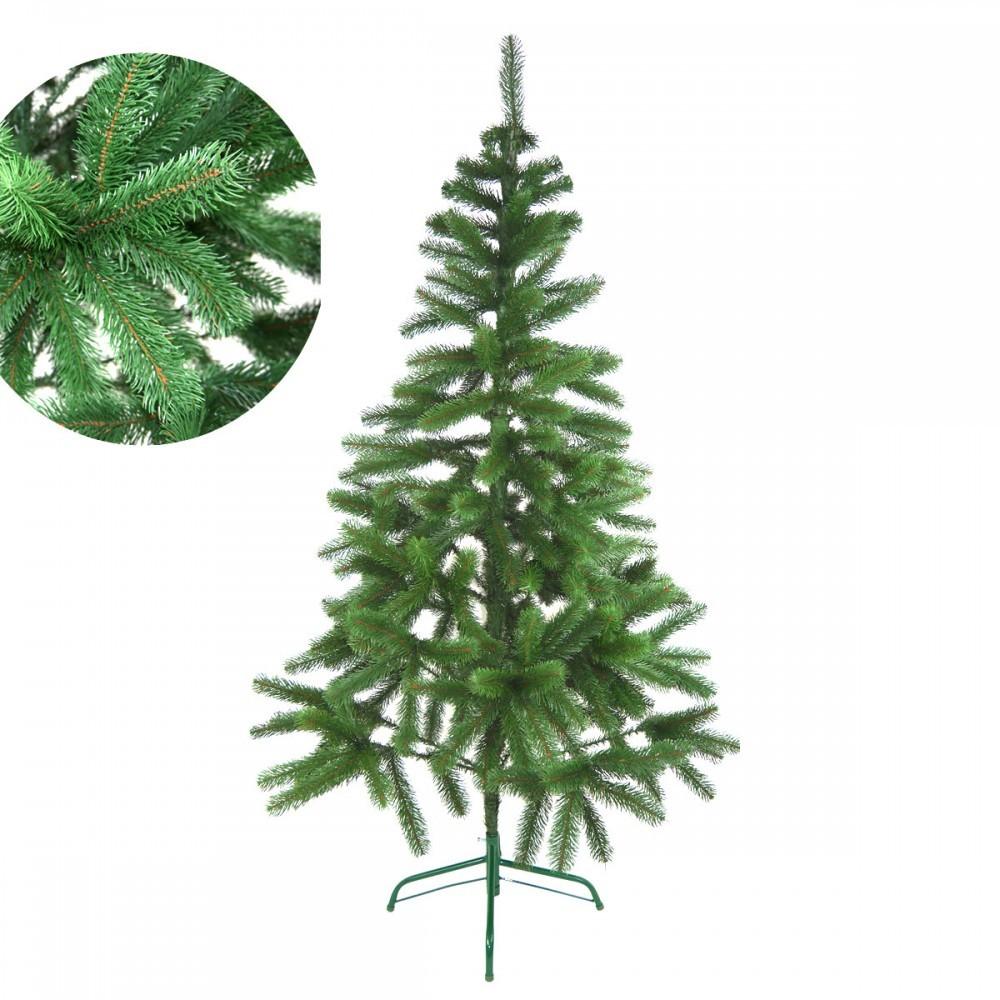 Красивая и пушистая искусственная елка