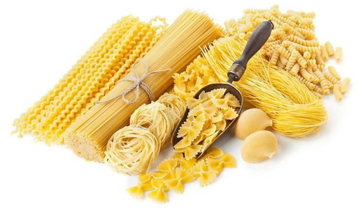 Макароны, спагетти, безглютеновые макароны, вермишель - доставка Украфлора